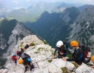 Výstup na Triglav, Slovinsko