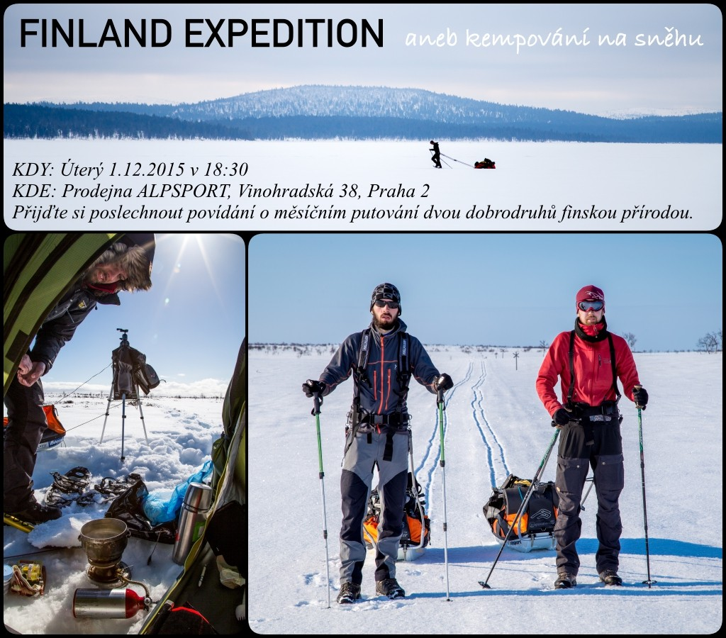 FINLAND EXPEDITION - pozvánka
