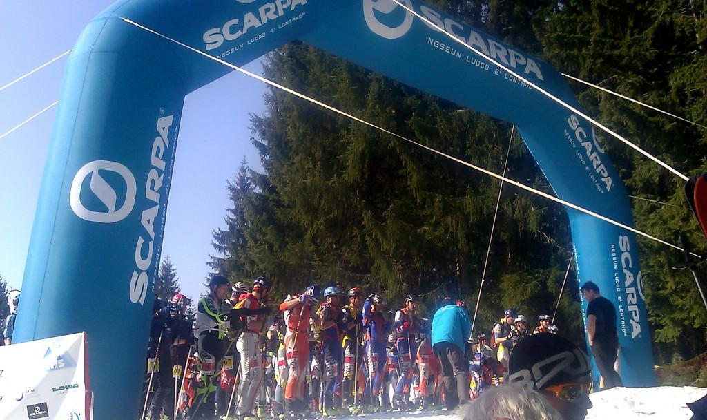 Scarpa podporuje skialpinistické závody