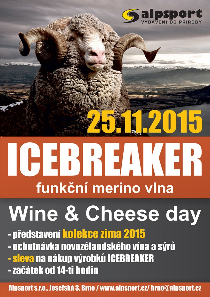 ICEBREAKER Wine & Cheese day