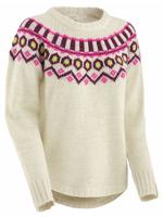 Dámský vlněný teplý svetr Kari Traa Ringheim Knit